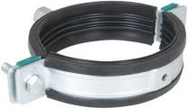 Walraven HD1501 rørbøjle 265-275mm. 1/2'' BUP Svær. Med EPDM og 2 skruer