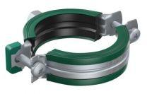 Walraven Bifix rørbøjle 60-64mm BUP. M10 med EPDM og 2 skruer quicklås