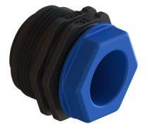 Isiflo Ecoline reduktion 32x25mm. Type 135. Komposit. For Isiflo ventiler og skydemuffer