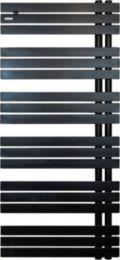 Kriss Stella Håndklædetørrer 1312x600mm matsort
