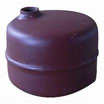 luftpotte 1 liter, 1/2'' RG, malet