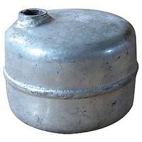 luftpotte 2 liter, 1/2'' RG, galvaniseret