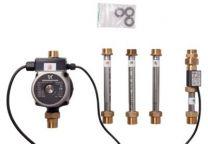 Gemina Termix VMTD/VVX T16 Booster Pumpe UPS Monteres under unit