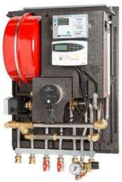 Gemina Termix VX-2 40kW HOFOR m/kabinet & ECL, UPM3 pumpe. Fuld isoleret