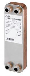 Danfoss Redan Redan pladevarmeveksler pladevarmeveksler 320x95x9,8mm Ms DANFOSS REDAN XB06L-1 24pl