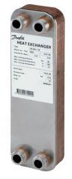 Danfoss Redan pladevarmeveksler Ms XB06H-1 26pl brugsvand/varme