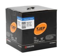 TJEP TA 30/25 Tagpapsøm 3,0x25 mm Elgalvaniseret ringsøm - 2880 stk pr. box