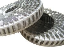Tromlesøm 2,5x25mm Rustfri A2 - 200 stk. pr. rulle - 18 ruller pr. pakke