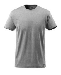 Mascot T-shirt Sustainable i bæredygtige materialer, 2XL Grå-meleret, 20482-786-08