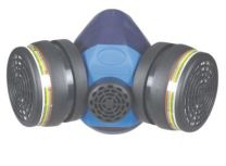 OX-ON halvmaskekit Chemical comfort med 2 stk. A1,B1,E1,K1,P3-filtre