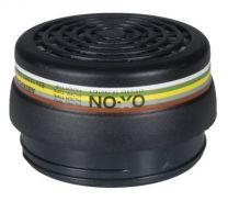 OX-ON filtersæt A1B1E1K1P3D Til halvmaske, mod organiske dampe og partikler - Pakke a 3 sæt