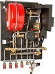 Gemina Termix VX-1 25kW HOFOR. Med ECL, RAVK, TD, UPM3 pumpe. Uden kabinet. Fuldisoleret