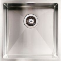 Juvel Intra køkkenvask til nedfældning udv. Mål 440x440 mm. BALTIC400F