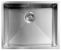 Juvel Intra køkkenvask til nedfældning udv. Mål 540x440 mm. BALTIC500F