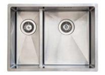 Juvel Intra køkkenvask til nedfældning udv. mål 585x440 mm. BALTIC585SHRF-LW