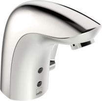 Oras bluetooth håndvaskarmatur berøringsfri, App indstil, 12v, langt greb, krom