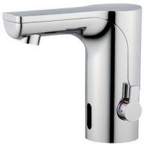 Mora mmix tronic berøringsfrit håndvaskarmatur med temperaturgreb til batteridrift (inkl. batteri)