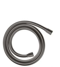 hansgrohe Isiflex Bruserslange 125 cm børstet sort krom
