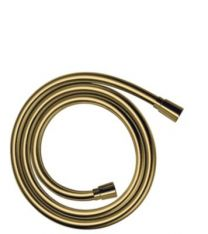 hansgrohe Isiflex Bruserslange 125 cm poleret guld-optik