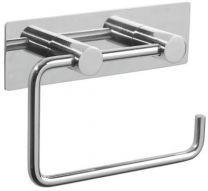Toiletpapirholder m/bagplade Toiletpapirholder m/bagplade